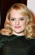 ELISABETH MOSS at 33rd Annual Television Critics Association Awards in Beverly Hills 08/05/2017