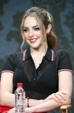 ELIZABETH GILLIES at 2017 Summer TCA Tour in Beverly Hills 08/02/2017