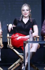 ELIZABETH GILLIES at Dynasty Panel at TCA Summer Tour in Beverly Hills 08/03/2017