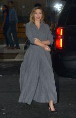 ELIZABETH OLSEN Arrives at Wind River Screening in New York 08/02/2017