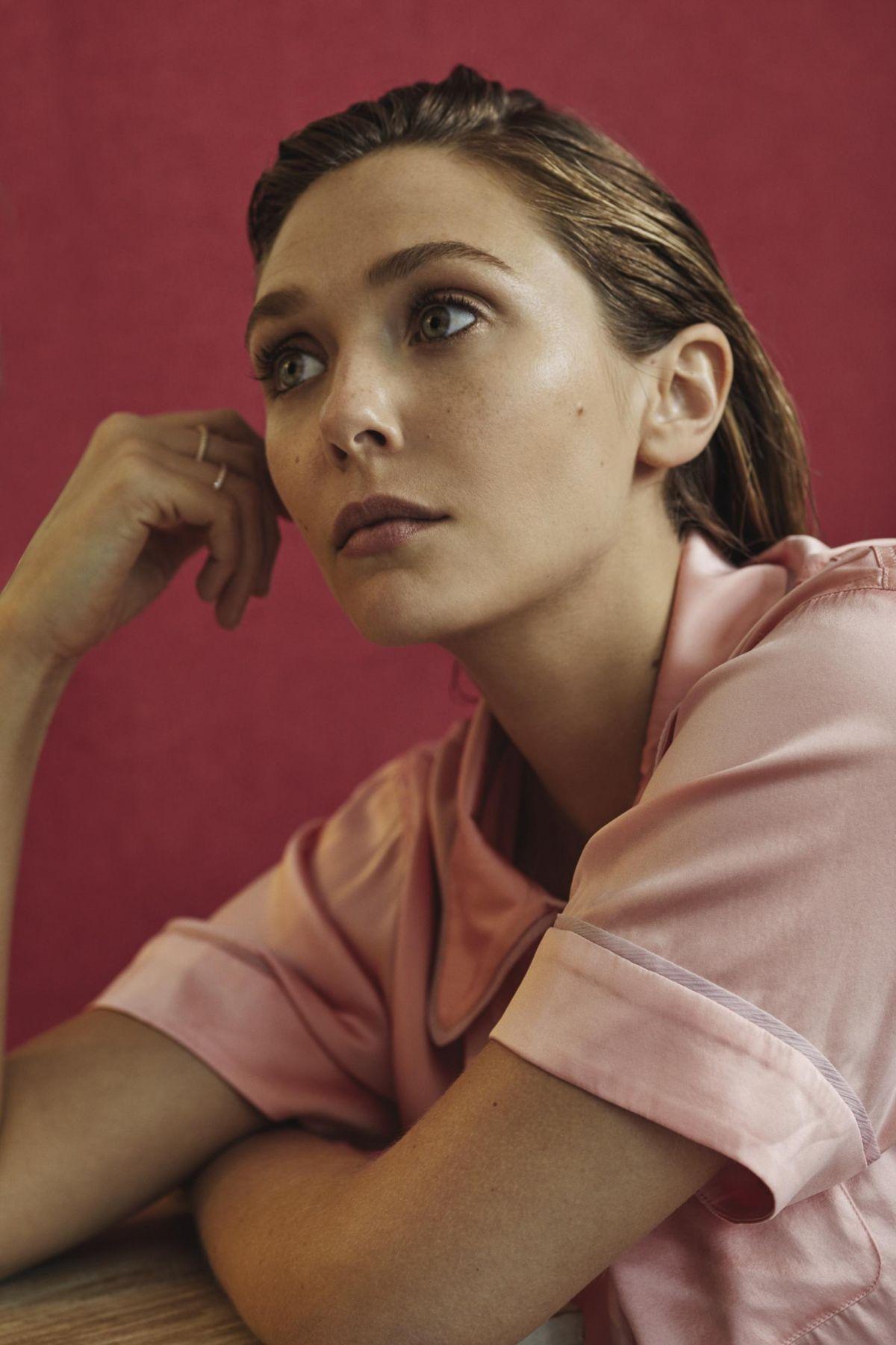 ELIZABETH OLSEN for ES Magazine, August 2017