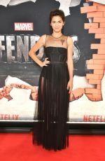 ELODIE YUNG at The Defenders Premiere in New York 07/31/2017
