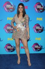 EMERAUDE TOUBIA at Teen Choice Awards 2017 in Los Angeles 08/13/2017