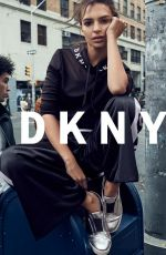 EMILY RATAJKOWSKI for DKNY Fashion Campaign, 08/15/2017