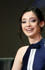 EMMA DUMONT at The Gifted Panel at TCA Summer Tour in Los Angeles 08/08/2017