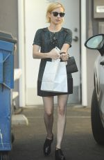 EMMA ROBERTS at Big Sugar Bake Shop in Los Angeles 08/29/2017