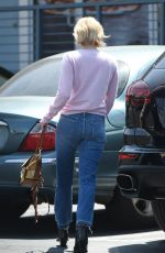 EMMA ROBERTS Out and About in Los Angeles 08/24/2017