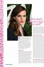 EMMA WATSON in Fashionchick Girls Magazine, September 2017