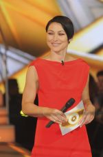 EMMA WILLIS at Celebrity Big Brother Live Eviction in London 08/22/2017