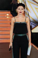 EMMA WILLIS at Celebrity Big Brother: Summer 2017 Live Eviction Show 08/15/2017