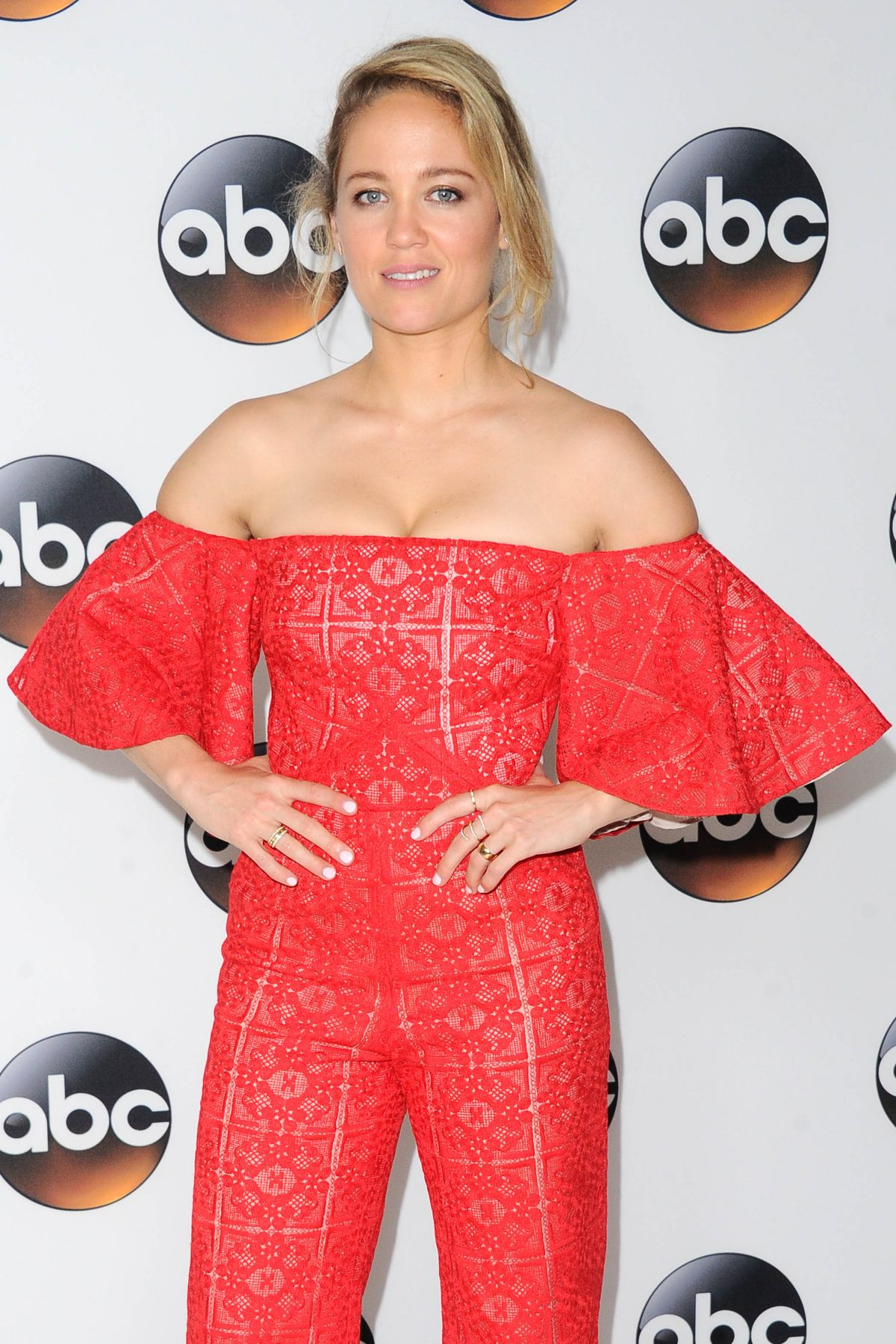ERIKA CHRISTENSEN at Disney/ABC TCA Summer Tour in Beverly Hills 08/06/2017
