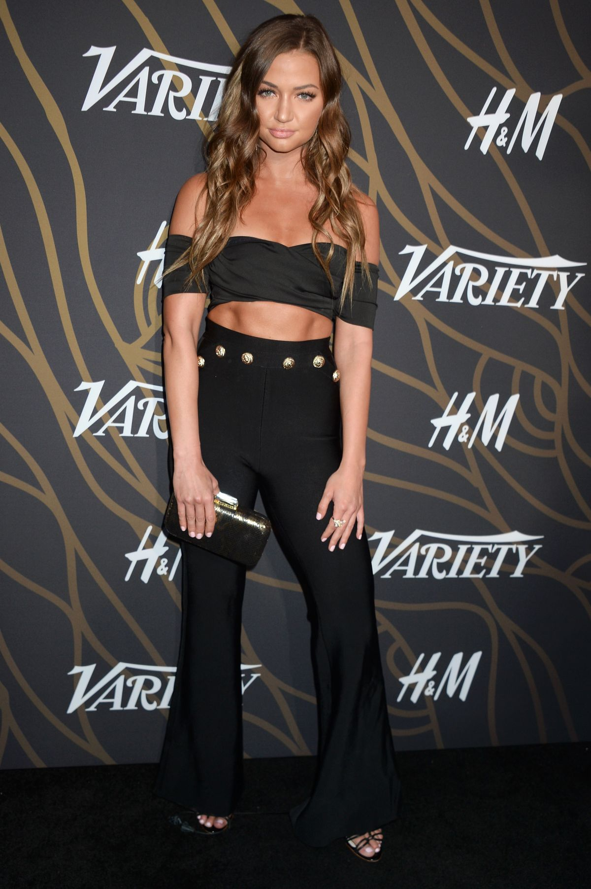 ERIKA COSTELL at Variety Power of Young Hollywood in Los Angeles 08/08/2017