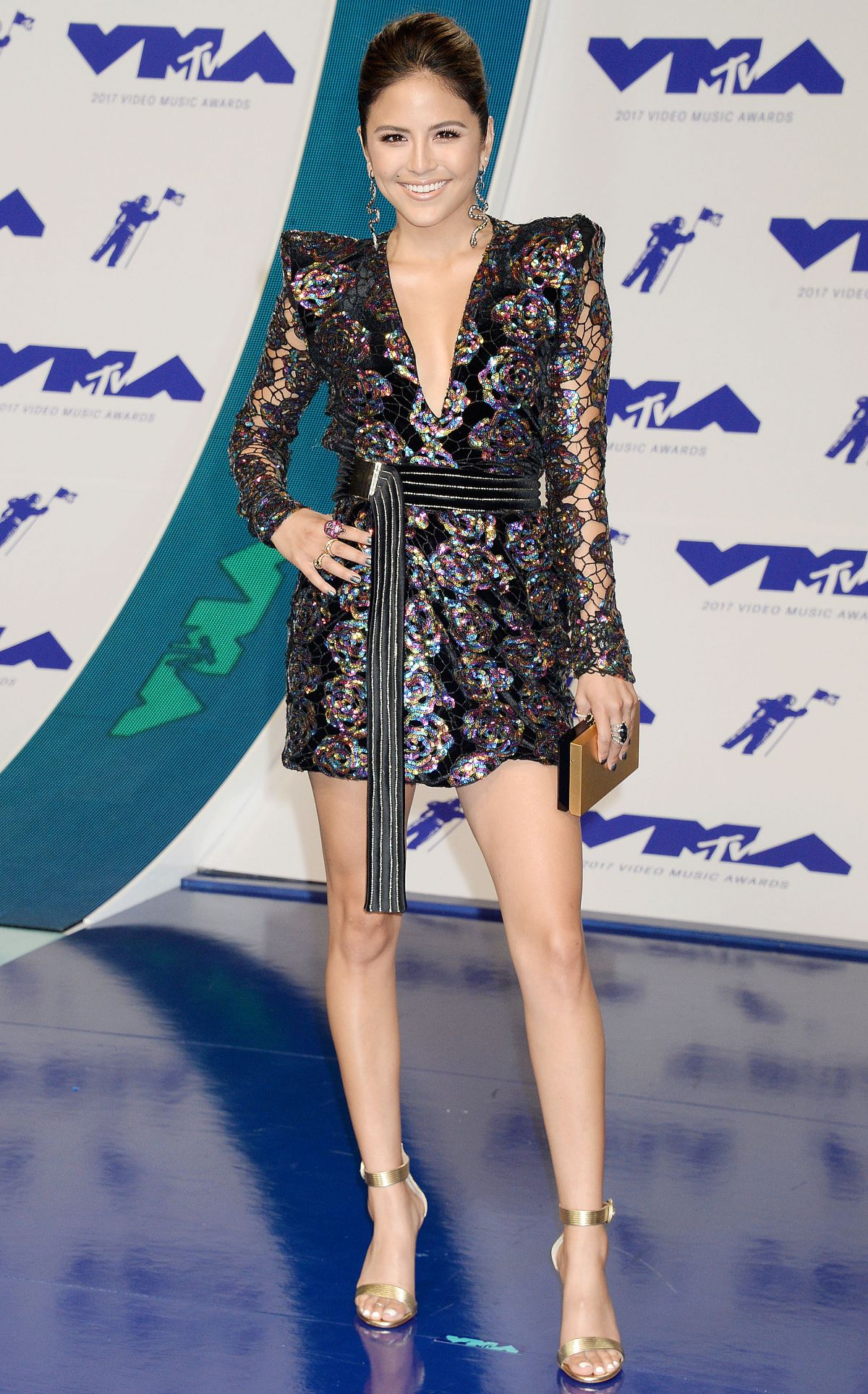 ERIN LIM at 2017 MTV Video Music Awards in Los Angeles 08/27/2017