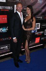 ERIN ZIERING at Sharknado 5: Global Swarming Premiere in Las Vegas 08/06/2017