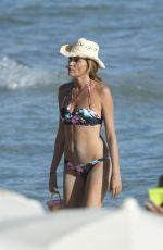 ESTHER CANADAS in Bikini at a Beach in Ibiza 08/25/2017