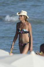 ESTHER CANADAS in Bikini at a Beach in Ibiza 08/25/2017