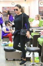 EVA LONGORIA at a Salon in Beverly Hills 08/21/2017