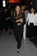 EVA LONGORIA at Hamilton's Opening Night in Hollywood 08/16/2017