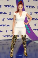 FARRAH ABRAHAM at 2017 MTV Video Music Awards in Los Angeles 08/27/2017