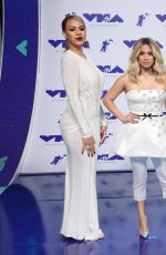 FIFTH HARMONY at 2017 MTV Video Music Awards in Los Angeles 08/27/2017