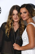 GABRIELLE ANWAR at Disney/ABC TCA Summer Tour in Beverly Hills 08/06/2017
