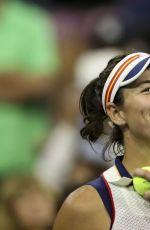GARBINE MUGURUZA at 2017 US Open Tennis Championships 08/30/2017