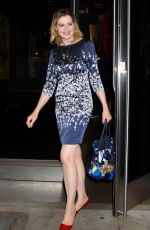 GEENA DAVIS at Marjorie Prime Premiere in New York 08/18/2017
