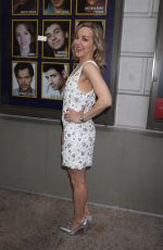 GENEVA CARR at Prince of Broadway Premiere in New York 08/24/2017