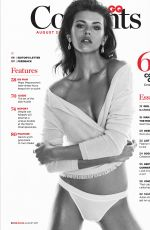 GEORGIA FOWLER in GQ Magazine, South Africa August 2017