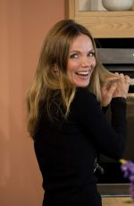 GERI HALLIWELL at This Morning TV Show in London 08/25/2017