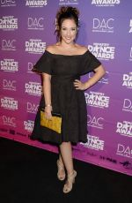 GIANNA MARTELLO at Industry Dance Awards in Hollywood 08/16/2017