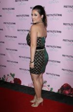 GIANNA MARTELLO at The Prettylittlething x Olivia Culpo Launch in Hollywood 08/17/2017