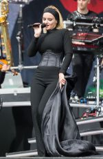 GRACE CHATTO Performs at V Festival in Chelmsford 08/20/2017