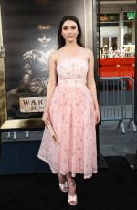 GRACE FULTON at Annabelle: Creation Premiere in Los Angeles 08/07/2017