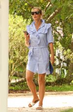 GWYNETH PALTROW Out and About in Hamptons 08/08/2017