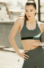 HAILEE STEINFELD for Mission Activewear Line 2017 Campaign