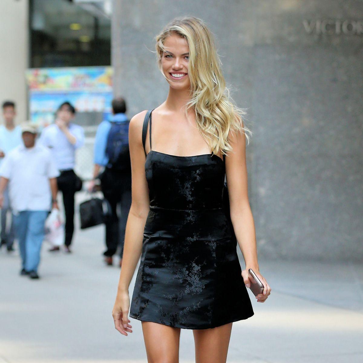 Hailey clauson victorias secret fashion show casting in nyc