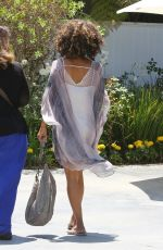 HALLE BERRY at Instyle's Day of Indulgence Party in Brentwood 08/13/2017