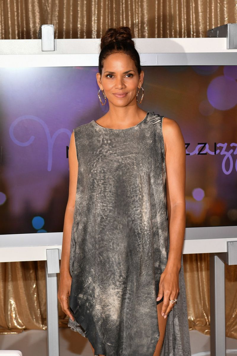 HALLE BERRY at Kidnap Mamarazzi Screening in New York 08/03/2017