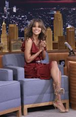 HALLE BERRY at Tonight Show Starring Jimmy Fallon 08/02/2017