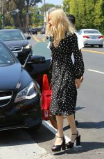 HALSTON SAGE at Instyle's Day of Indulgence Party in Brentwood 08/13/2017