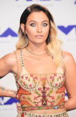 PARIS JACKSON at 2017 MTV Video Music Awards in Los Angeles 08/27/2017