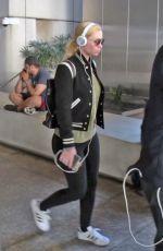 IGGY AZALEA at LAX Airport in Los Angeles 08/13/2017