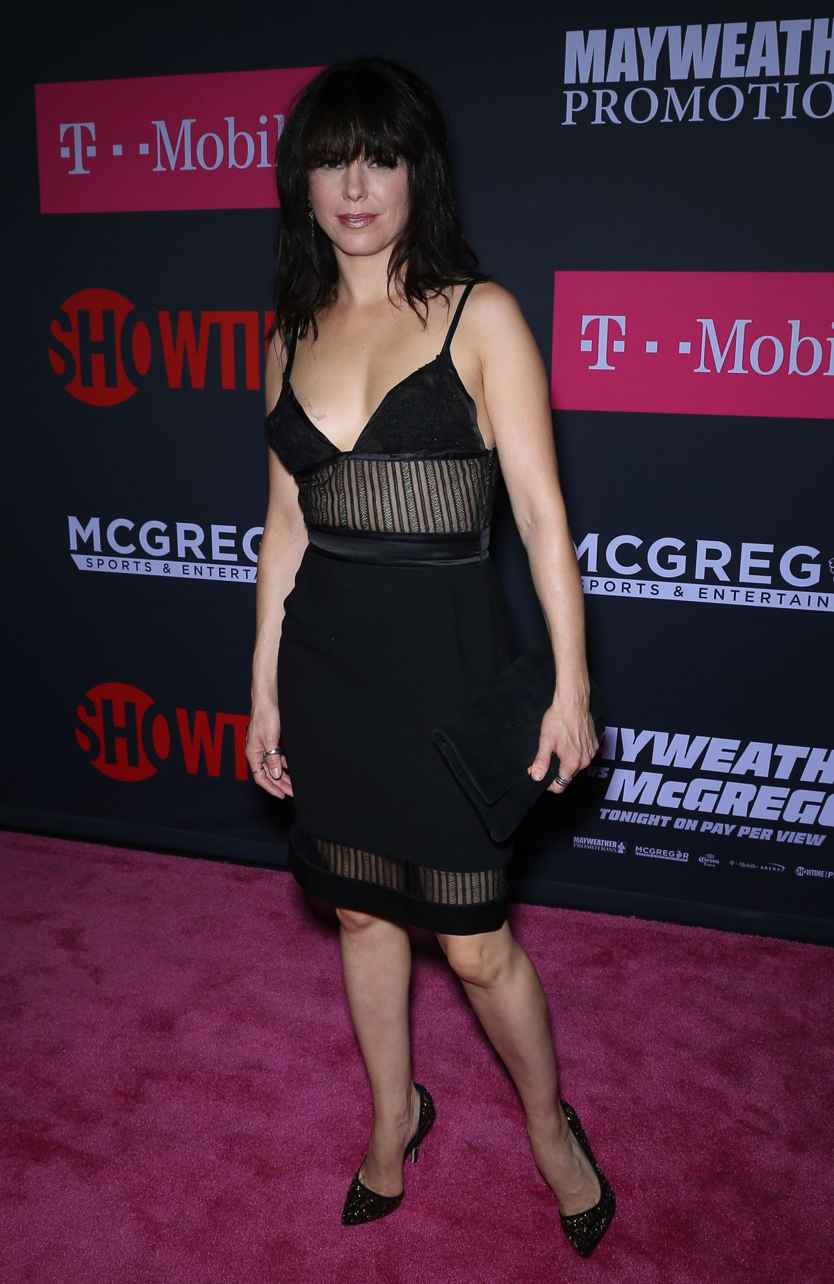 IMELDA MAY at Mayweather vs McGregor Pre-fight VIP Party in Las Vegas 08/26/2017