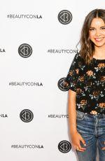 INGRID NILSEN at Beautycon LA at LA Convention Center in Los Angeles 08/13/2017