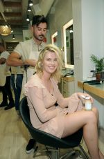 IRELAND BALDWIN at Biolage R.A.W. Styling Experience in New York 08/16/2017
