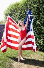 IRELAND BALDWIN for Swimsuits for All Photoshoot