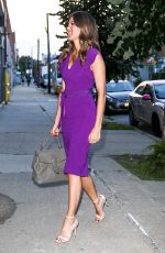 IRIS MITTENAERA Out and About in New York 08/17/2017