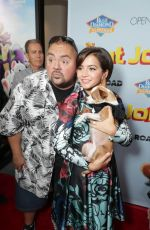 ISABELA MONER at The Nut Job 2: Nutty by Nature Premiere in Los Angeles 08/05/2017