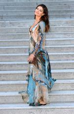 ISABELI FONTANA at 74th Venice Film Festival Launch Photocall 08/29/2017